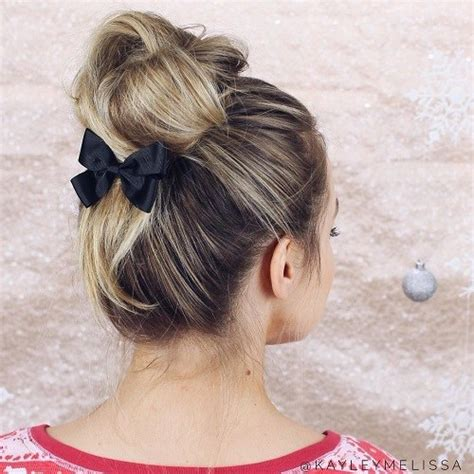 easy  stylish casual updos  long hair
