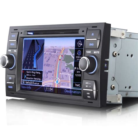 ford mk6 focus galaxy transit 7 quot car stereo radio sat nav bluetooth ipod ebay