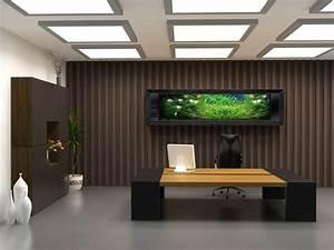 Elegant, Ceo, Office, Design