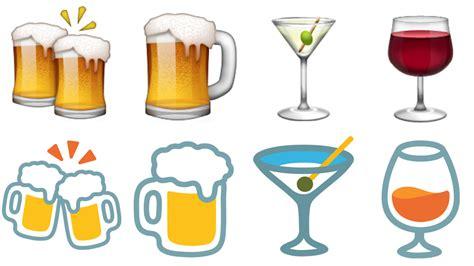 Australia Leads The World In Booze Emoji Use
