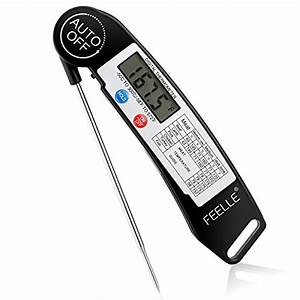 25 Great Digital Meat Thermometers 2018