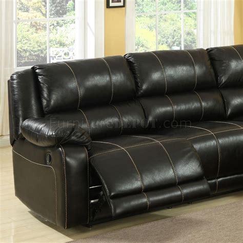 40443 modern fabric sofa set 045505 paul 9816 sectional sofa by homelegance in polished microfiber