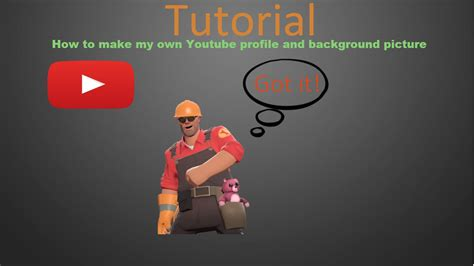 How To Make Your Own Background How To Make Your Own Profile And Background