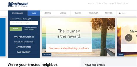 Credit Union Website Template by 40 Financial Website Designs Templates