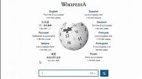 www.wikipedia.com English Search - YouTube
