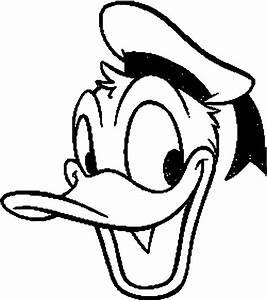 Donald Duck Coloring Pages - coloringsuite.com