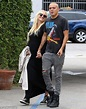 Ashlee Simpson can't stop smiling while out with husband ...
