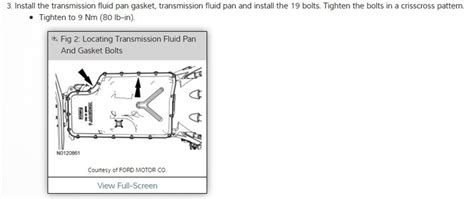 Ford 6 7 Specs by Transmission Pan Bolt Torque Ford Truck Enthusiasts Forums