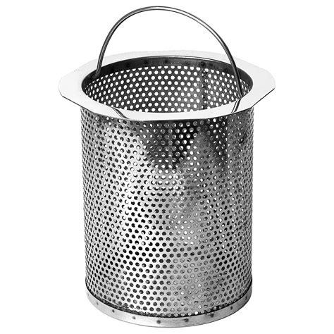 Stainless Steel Strainer Basket 150 Nom