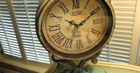 This Clock Was Another Gift To Mom From Hobby Lobby _ Ash