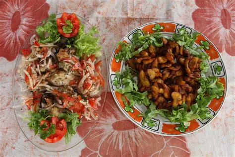 cuisine banane plantain la recette du poulet braisé