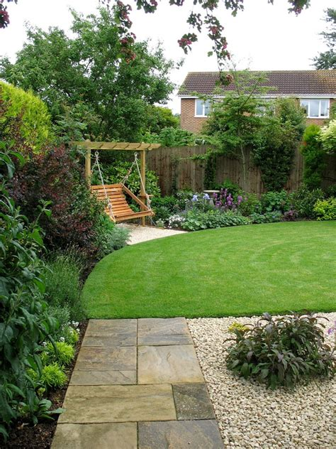 Landscaped Backyards Pictures by A You Make In The Back Of Your House Decohoms
