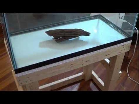build   gallon breeder aquarium stand