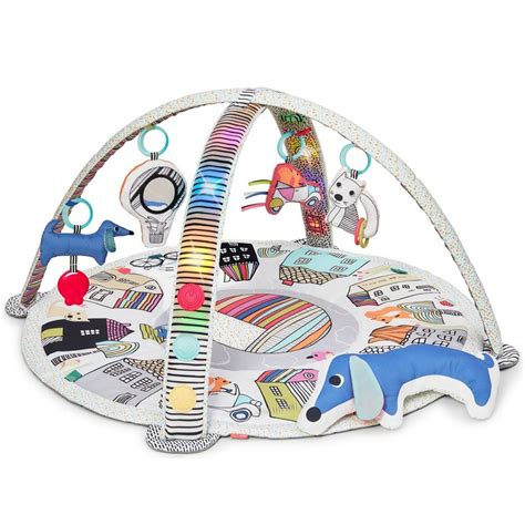 musical baby mat skip hop vibrant activity babyroad