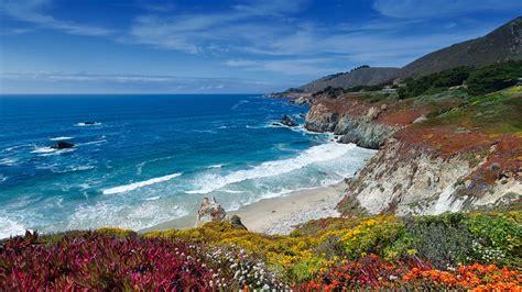 Ocean And Coastline San Diego Zoo Animals And Plants