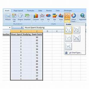 How To Make A Scatter Plot In Excel With 3 Variables