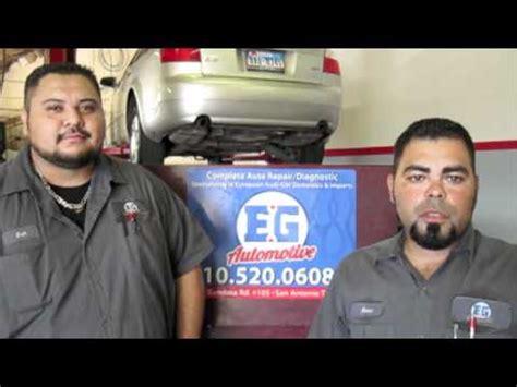 san antonio auto repair ac repair youtube