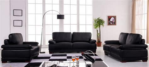 canapé 3 places noir canapé en cuir noir 3 places prix le plus bas