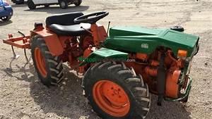 Mini Tractores Agr U00edcolas De Segunda Mano En Venta