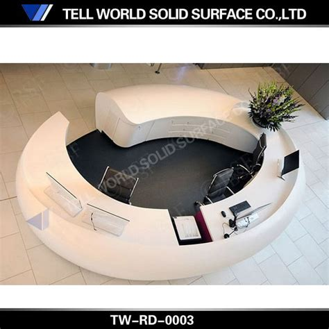 circular reception desk lobby 17 best images about desks on receptions