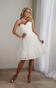 stylish collections of short lace country wedding dresses With short lace wedding dress
