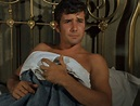 Shirtless Robert Fuller looking cute in bed acting as Jess ...