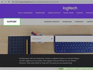 3 Ways To Install A Logitech Webcam