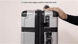 Calpak Tsa Key Lock Instructions