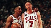 Scottie Pippen thinks former Bulls teammate Toni Kukoc ...