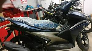 Aerox 155 Spied In India  Is This Yamaha U0026 39 S Secret Scooter