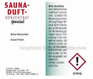 Saunaaufguss Wieviel Wasser : sauna aufguss konzentrat spezial ~ Whattoseeinmadrid.com Haus und Dekorationen