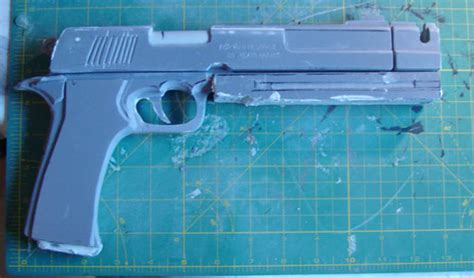 How To Make A Cosplay Prop Weapon From Sintra « Adafruit