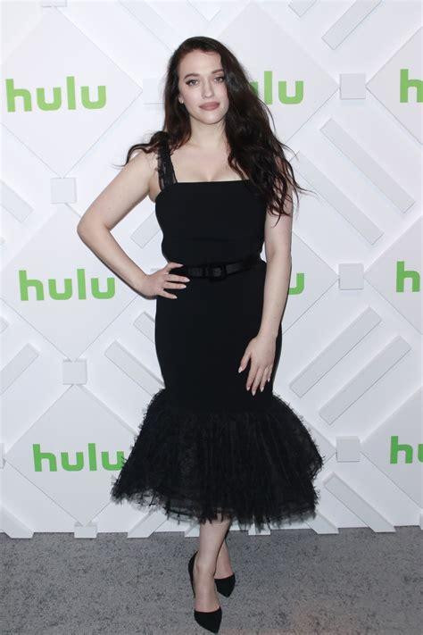 Kat Dennings Hulu Upfront Presentation