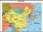 """""""EAST ASIA map """" for UPSC;SSC - YouTube"""