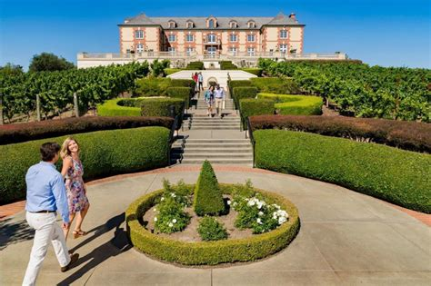 Napa Valley Garden And Vineyard by Best Napa Wineries For Time Visitors Sonoma Magazine