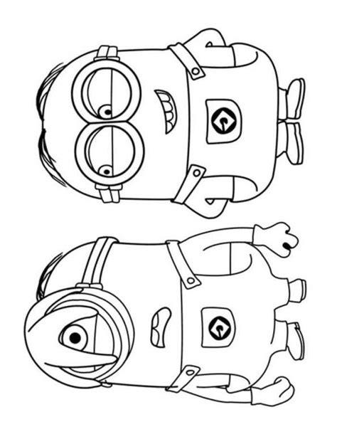 Kleurplaten Nl Minions by N Kleurplaat Minions Minions 32