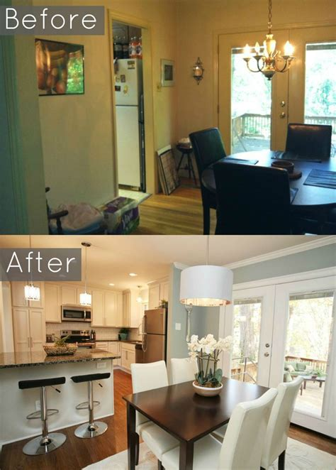 Kitchen Floor Before And After by Image Result For Load Bearing Wall Removal Split Level