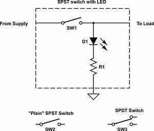 spst toggle switch wiring diagram wiring diagram and With diagram in addition rocker switch wiring diagram as well rocker switch