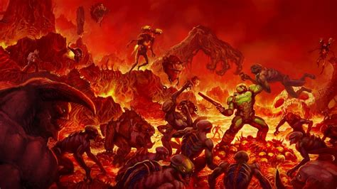 Unleashing Update 666 And A Free Weekend For Doom On Xbox