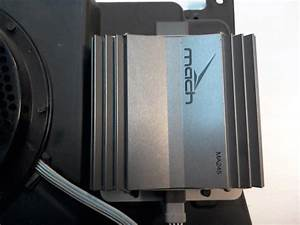 Amplifier 2004 Ford Escape Mach 300 With Subwoofer