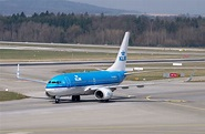 Dutch flag carrier airline KLM Royal Dutch to partly use ...