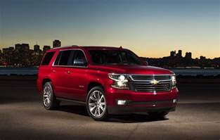 2018 Chevy Tahoe Release Date