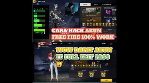 Namun banyak sekali para pemain ff atau free fire yang menginginkan akun orang lain, dikarenakan akun nya tersebut bisa terbilang. Cara hack akun game free fire work 100% 🤫AUTO PAMER SKIN ...