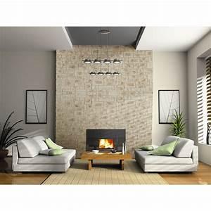 Brique Refractaire Pas Cher : stunning plaquette de parement roc plaquette de parement ~ Dallasstarsshop.com Idées de Décoration