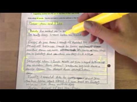 entry  esol writing exam task assessed youtube