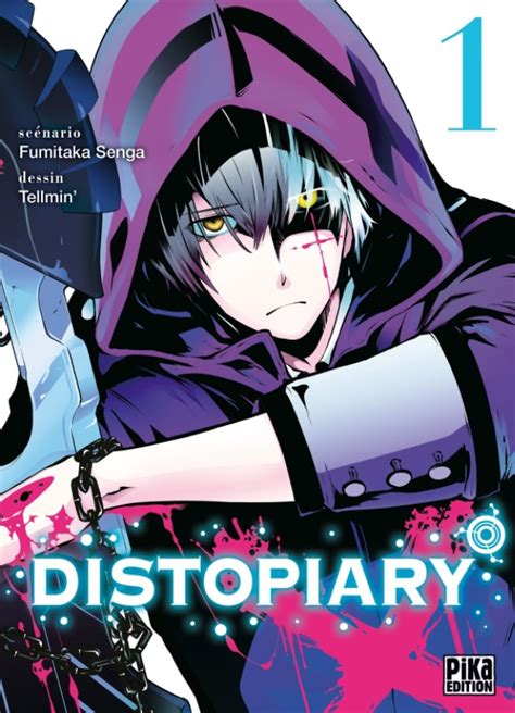 distopiary manga serie manga news