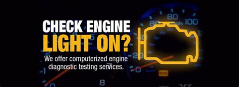 what happens when the check engine light comes on check engine light denver car repair automotive