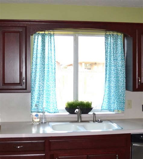Kitchen Valance Curtains by A Bunch Of Inspiring Kitchen Curtains Ideas For Getting
