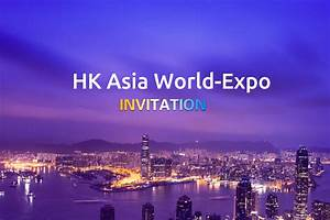Cubot will be attending the HK Asia World Expo ...