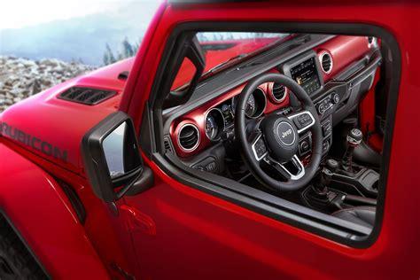 jeep wrangler interior pictures show big